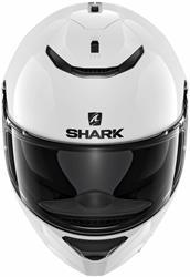 Shark Spartan Blank Integralhelm Motorradhelm