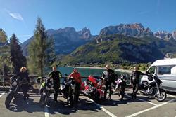 Kurventraum Trentino - 5 Fahrtage