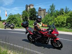 Grenzenloser Kurvengenuss in der Eifel - 2 Fahrtage