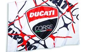Ducati Corse Flagge