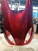 SW-Verkleidung vorne rot
