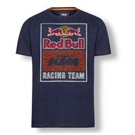 RB KTM RACING TEAM GRAPHIC TEE NAVY