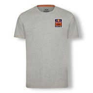 RB KTM RACING TEAM TEE GREY