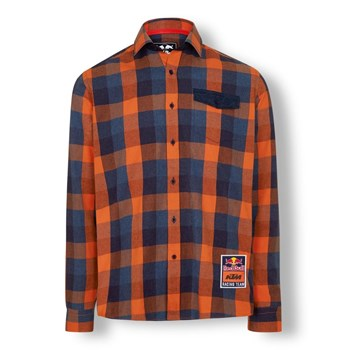 Bild von RB KTM RACING TEAM CHECKED SHIRT