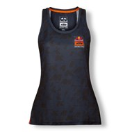 WOMEN RB KTM RACING TEAM FUNCTIONAL TANKTOP