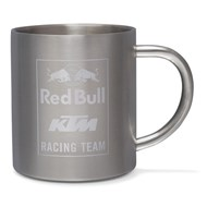 RB KTM RACING TEAM STEEL MUG
