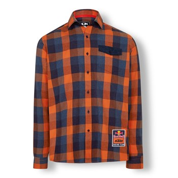 Imagen de RB KTM RACING TEAM CHECKED SHIRT