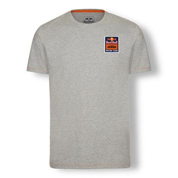 Imagen de RB KTM RACING TEAM TEE GREY
