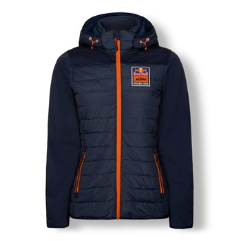 Imagen de WOMEN RB KTM RACING TEAM HYBRID JACKET