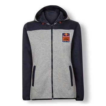 Imagen de WOMEN RB KTM RACING TEAM ZIP HOODIE