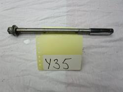 Hinterachse XV 750 Virago