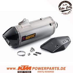 Akrapovic Enddämpfer KTM Adventure Modelle