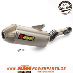 Akrapovic Enddämpfer KTM 790 Adventure