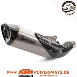 Akrapovic Enddämpfer KTM 790 Duke