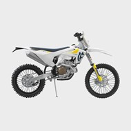 FE 350/19 MODEL BIKE