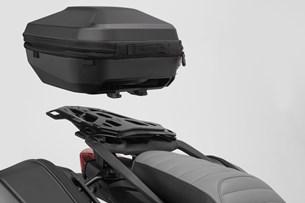 Bild von URBAN ABS Topcase-System. Schwarz. BMW S1000XR (15-). Für orig Gepäckbrücke.