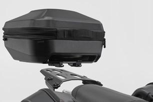 Bild von URBAN ABS Topcase-System. Schwarz. Honda CBF500 / 600 / 1000.