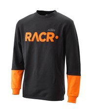RACR 222 SWEATER BLACK