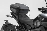 SW-MOTECH URBAN ABS Topcase. 16-29 l. Verzurrvariante. ABS-Kunststoff. Schwarz.