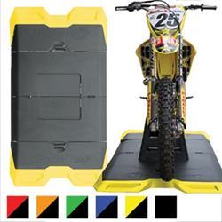 Polisport Motopad schwarz/gelb