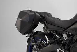 URBAN ABS Seitenkoffer-System. 2x 16,5 l. Yamaha Niken (18-).