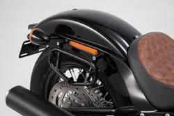 SLC Seitenträger links. Harley Davidson Softail Street Bob (18-).