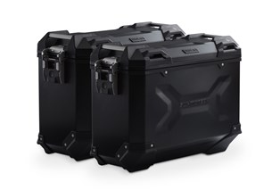 Bild von TRAX ADV Alukoffer-System. Schwarz. 37/37 l. BMW R 1200 R/RS, R 1250 R.