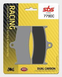 SBS RACING Bremsklotz 779DC Dual Carbon