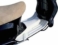 Fußmatte Vespa S50/LX50/125/150 weiß