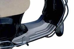 Fußmatte Vespa S50/LX50/125/150 grau