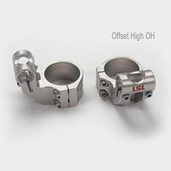 Schellen LSL Offset-High 56mm / 1 Paar