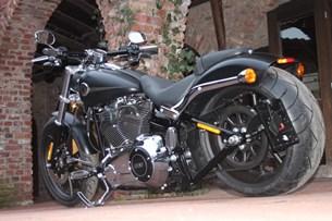 Bild von Breitreifenumbau 280er Reifen Harley Davidson Breakout 2014-2016