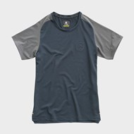 WOMEN ORIGIN TEE BLUE