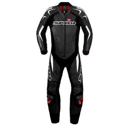 Spidi Supersport Wind Pro Leather Suit schwarz-weis 50 online kaufen