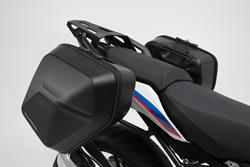 URBAN ABS Seitenkoffer-System. 2x 16,5 l. BMW R 1200 R (15-), R 1250 R (18-).