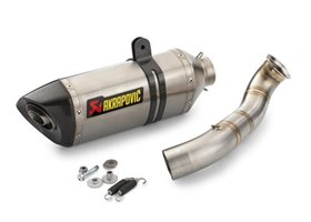 Akrapovic SLIP-ON LINE 690Duke 16-19
