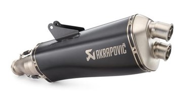 Akrapovic Slip-On Line 690 Enduro R/SMC R 19