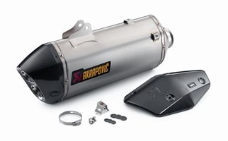 Akrapovic Slip-On Line 1090Adventure S/R 1290 Super Adventure S/R 17-19