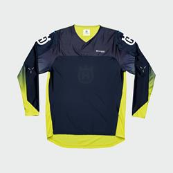 Railed Shirt Yellow L