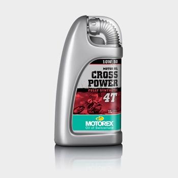 Bild von MOTOREX 4T Cross Power SAE 10W/50