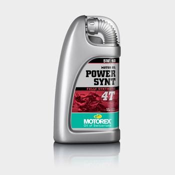 Bild von MOTOREX 4T Power Synt SAE 5W/40