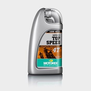 Bild von MOTOREX 4T Top Speed 10W/40