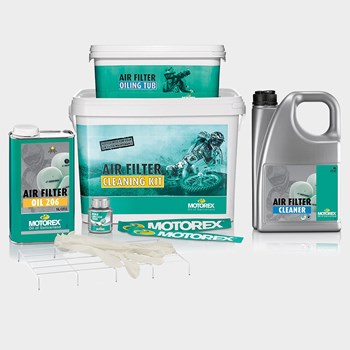 Bild von MOTOREX AIR FILTER CLEANING KIT