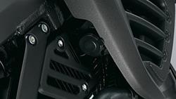 Suzuki V-Strom 650 2012-2014 Bordsteckdose