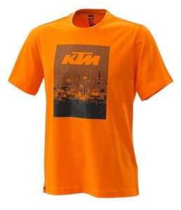Bild von RADICAL TEE ORANGE