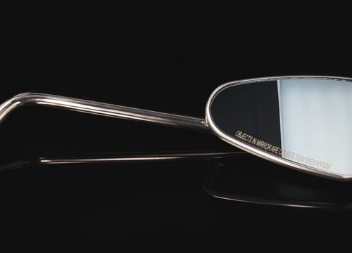 Spiegel rechts Vespa GTS Rizoma