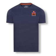 RB KTM PATCH TEE NAVY