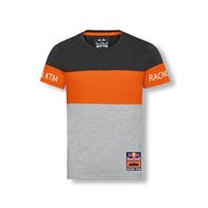 KIDS RB KTM LETRA BLOCK TEE