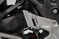 SW-MOTECH Bremspumpen-Schutz. Silbern. Yamaha Ténéré 700 (19-).
