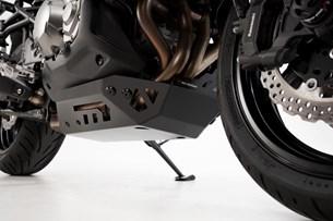 Bild von Motorschutz. Schwarz. Kawasaki Versys 1000 (18-).